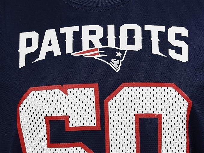 A NEW ERA Era England Patriots NFL Supporters tee Trikot Navy