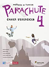 PARACHUTE 4 PACK CAHIER D'EXERCICES - 9788490492154
