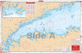 Waterproof Charts, Standard Navigation, 13 Long Island Sound