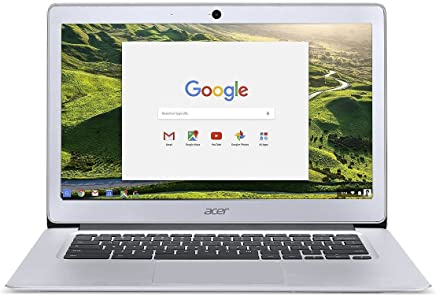 """2018 Acer 14"""" FHD IPS Display Premium Flagship Business Chromebook-Intel Celeron Quad-Core Processor Up to 2.24Ghz, 4GB RAM, 32GB SSD, HDMI, WiFi, Bluetooth Chrome OS-(Certified Refurbished)"""