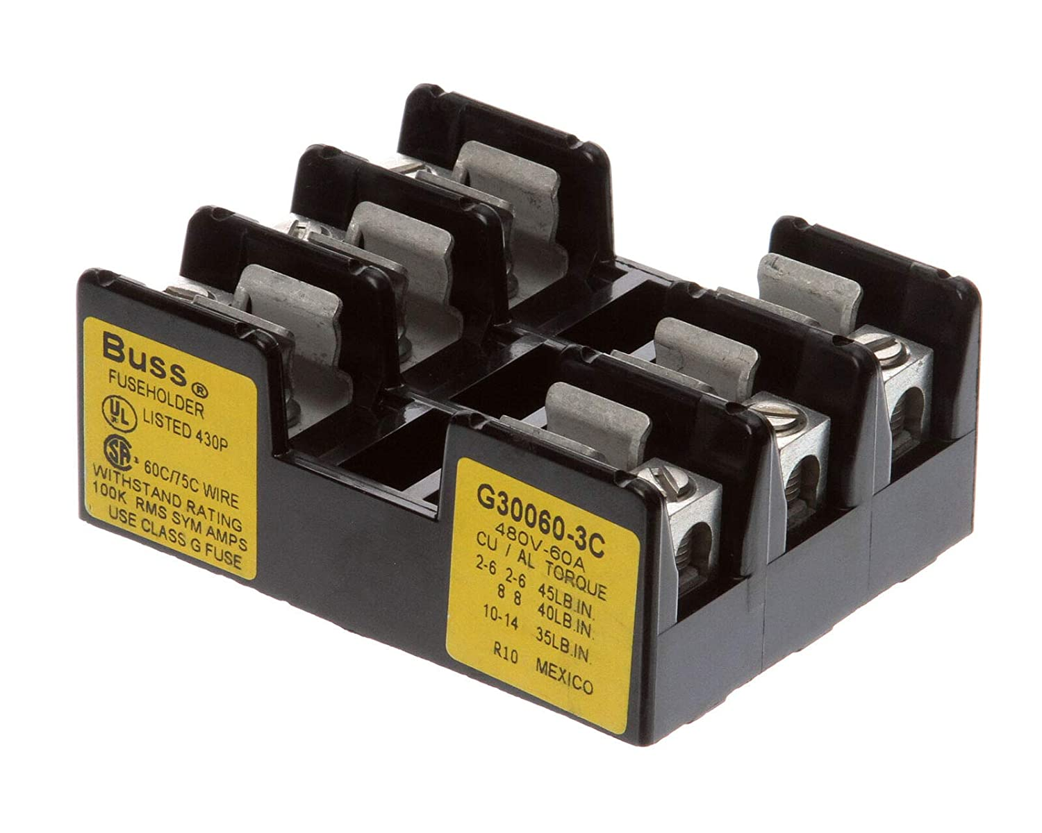 Henny Penny 60722 Amp Block-Fuse Large discharge sale Cheap bargain 60