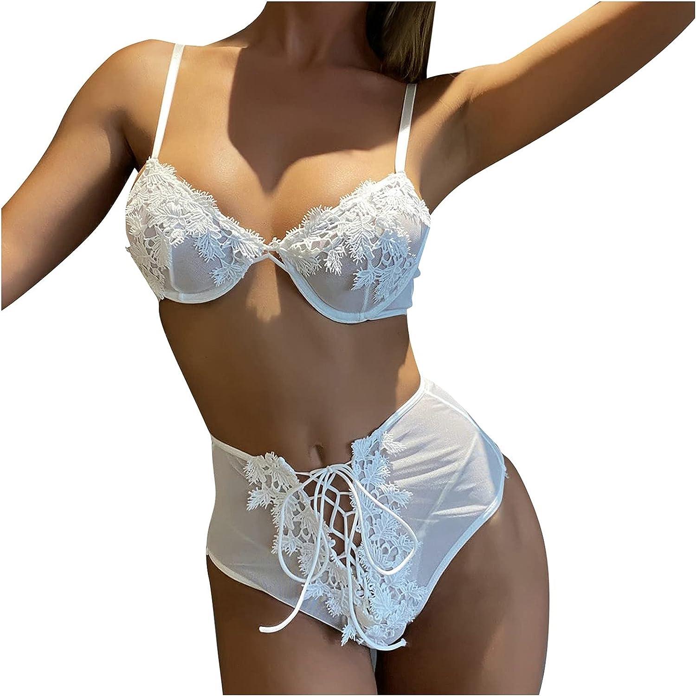 xoxing Women's Lingerie Plus Size Sleepwear Intimates Sexy Underwear Pajamas Tank Tops Chemise Halter Nightwear (Q)