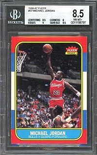 Amazoncom Michael Jordan Trading Cards Sports