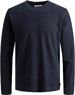 Jack & Jones Men's Jcodylan Knit Crew Neck Sweatshirt