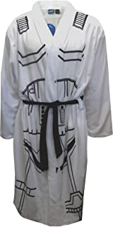 Mad Engine Men's Star Wars Storm Trooper Fleece Robe