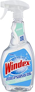 Windex Shower Cleaner with Trigger Bottle, 750 ml