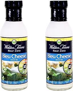 Walden Farms, Bleu Cheese Dressing, 12 oz (Pack of 2)