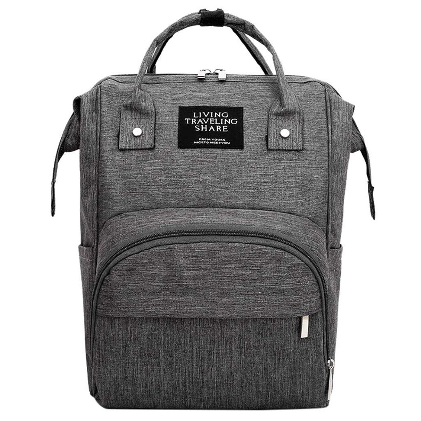 Goldweather Women Laptop Backpack Compartment Waterproof Oxford Rucksack Lightweight Anti-Theft Zipper Travel School Shoulder Bag Casual Daypack