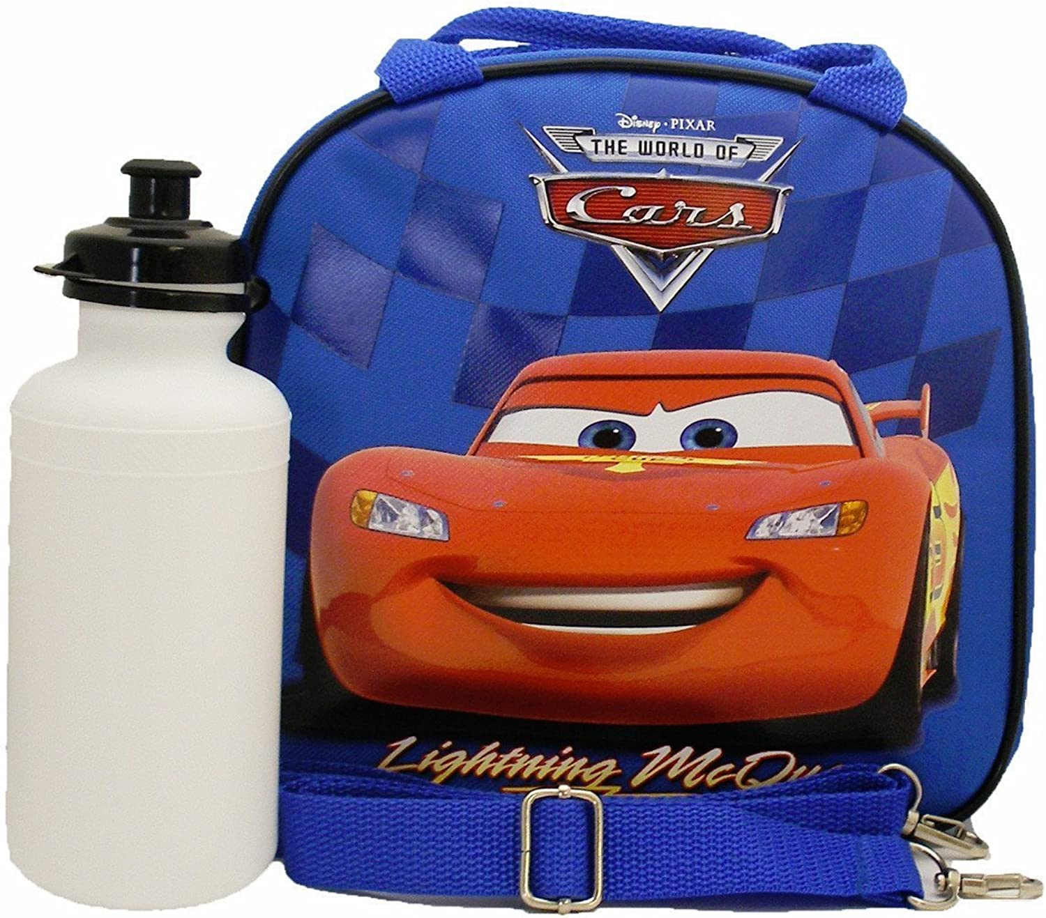 Disney Cars Lunch Box with Water Bottle by Disney