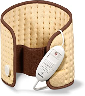 Beurer Abdominal Heating Pad HK 49, Cream and Brown