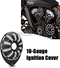 Gauge Ignition Cover For Indian Scout motorcycle Ignition Cover scout indian black cover