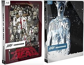 Mondo Steelbook THE THING & SHAUN OF THE DEAD Exclusive Limited Edition Mondo Steelbook [Blu-ray]