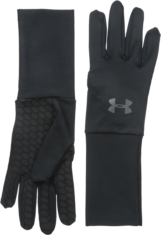 Under Armour Mens ColdGear Infrared Run Liner Gloves