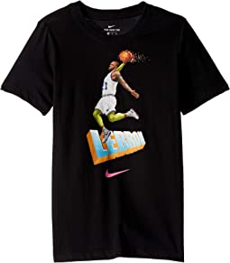 Quiksilver Little Boys XL//7X Short Sleeve Blue Orange Logo Tee T-Shirt Cotton