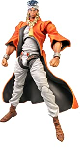 Medicos JoJo's Bizarre Adventure: Part 3--Stardust Crusaders: Mohammed Avdol Super Action Statue (Released)