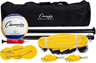 Champion Sports Deluxe Outdoor Game Sets