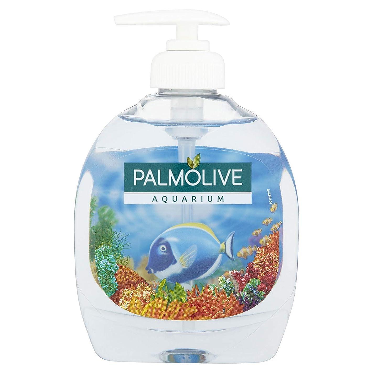ネットスナック刺繍Palmolive Aquarium Fl??ssigseife 300 ml