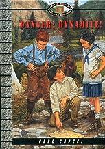 Danger: Dynamite! (Cascade Mountain Railroad Mysteries Book 1)