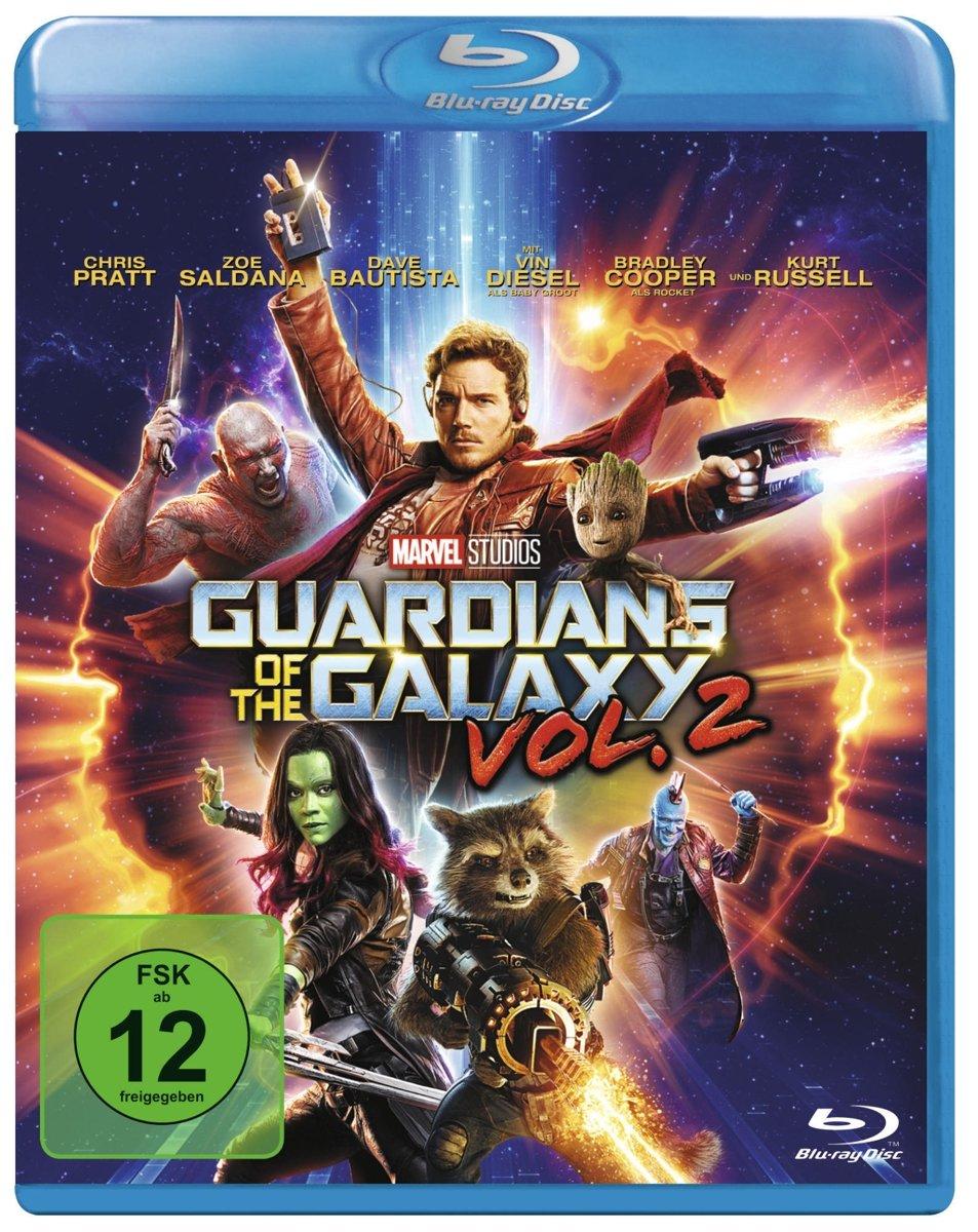 Les Gardiens de la Galaxie Vol. 2 [DVD]: Amazon.es: Chris Pratt ...
