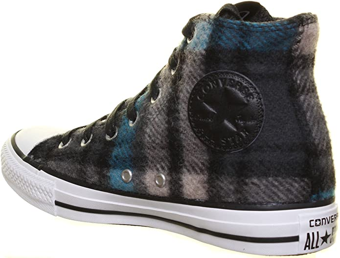 Converse All Star hi grigio scarpe uomo Woolrich limited edition ...