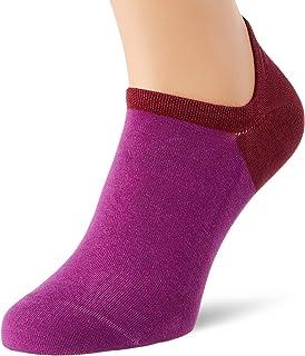 FALKE Men's Colour Blend Invisible Liner Socks - Cotton Rich, No Show, Multiple Colours, UK sizes 5.5-14 (EU 39-50), 1 Pai...