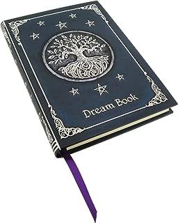 Nemesis Now Ltd Licensed Blue Tree of Life Dream Book Embossed Journal By Luna Lakota