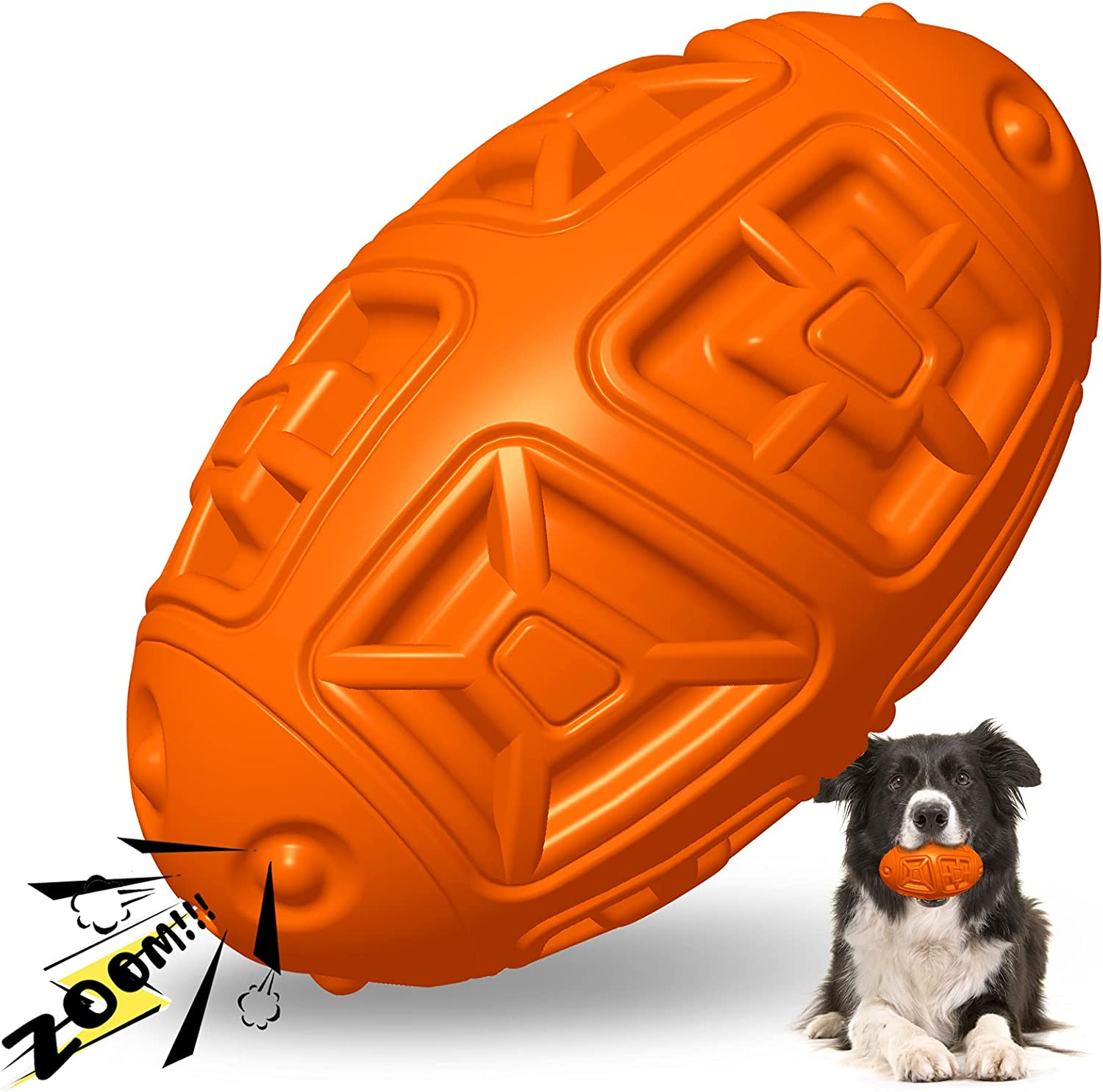 Jemesx Dog Squeaky Toy for Import Large Toys Animer and price revision Breed Durable Chew Al