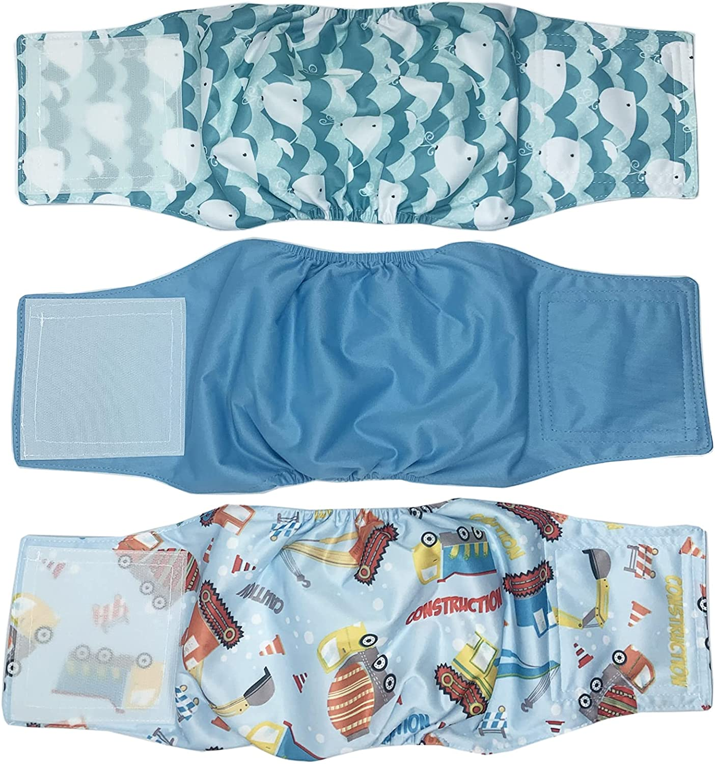Cilkus Washable Male Dog Diapers Import Wrap Max 62% OFF - Belly Sof 2021