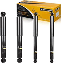 Maxorber Full Set Shocks Struts Absorber Compatible with Chevrolet Blazer 95-05 Replacement for GMC Jimmy 92-05 Replacement for Isuzu Hombre 1998-2000 Shock Absorber 344042 344041