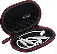 Smatree Headphone Hard Case Compatitble BeatsX, Powerbeats2, Powerbeats3 Earphones, Bluetooth Sports Headphones(Black)