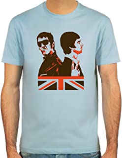 T-shirt OASIS BAND maglietta maglia Uomo Donna Woman Liam Noel Gallagher ROCK