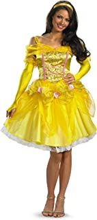 beauty and the beast dress adults