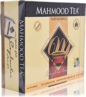 Mahmood Tea Ceylon Black Tea 100Bags