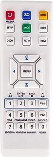 Okelet E-26191 プロジェクターのリモコン、に適しています Acer H5380BD/ H6517BD/ H6517ST/ H6520BD/ H7550BD/ H7550STz/ P1173/ P1283/ P1287/ P1383...