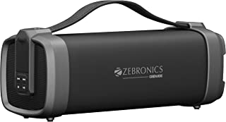 Zebronics Portable Bluetooth Speaker with AUX Function, USB Support and FM - Grenade