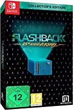 Flashback Collector's Edition (Nintendo Switch) UK IMPORT