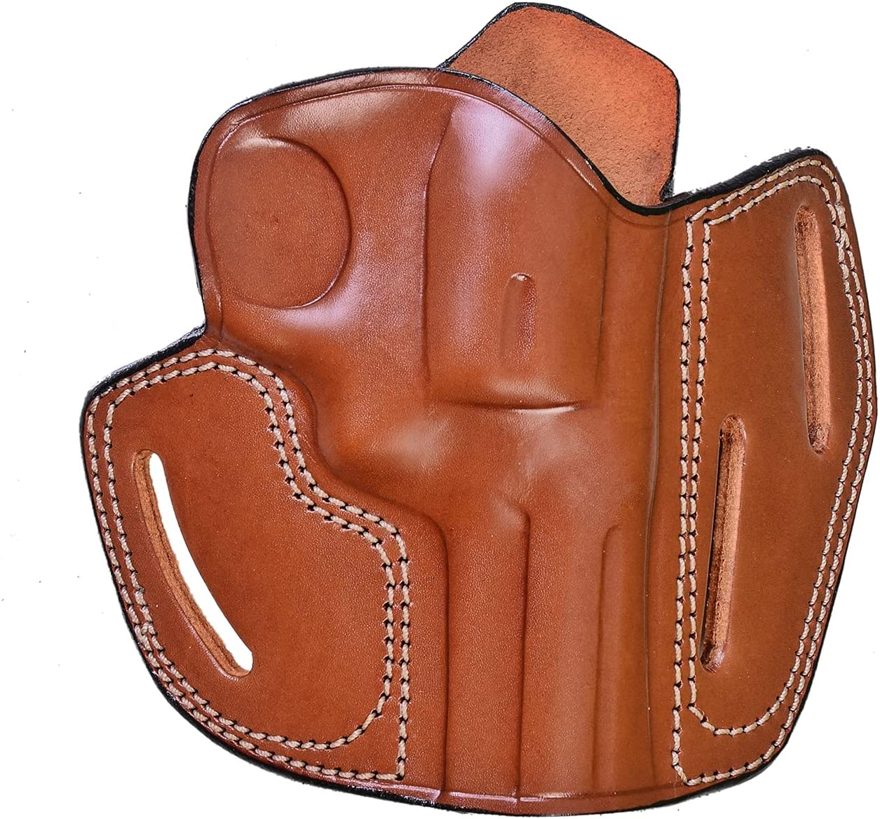 Leather Holster for Max 53% OFF Taurus 605 Poly Protector 357 - Genui Magnum 5 ☆ very popular