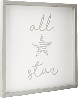 Mud Pie - All Star Plaque