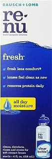 Bausch & Lomb ReNu Fresh Multi-Purpose Solution, 4 fl oz