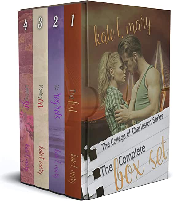 The College of Charleston Series: The Complete New Adult Romance Box Set (English Edition)