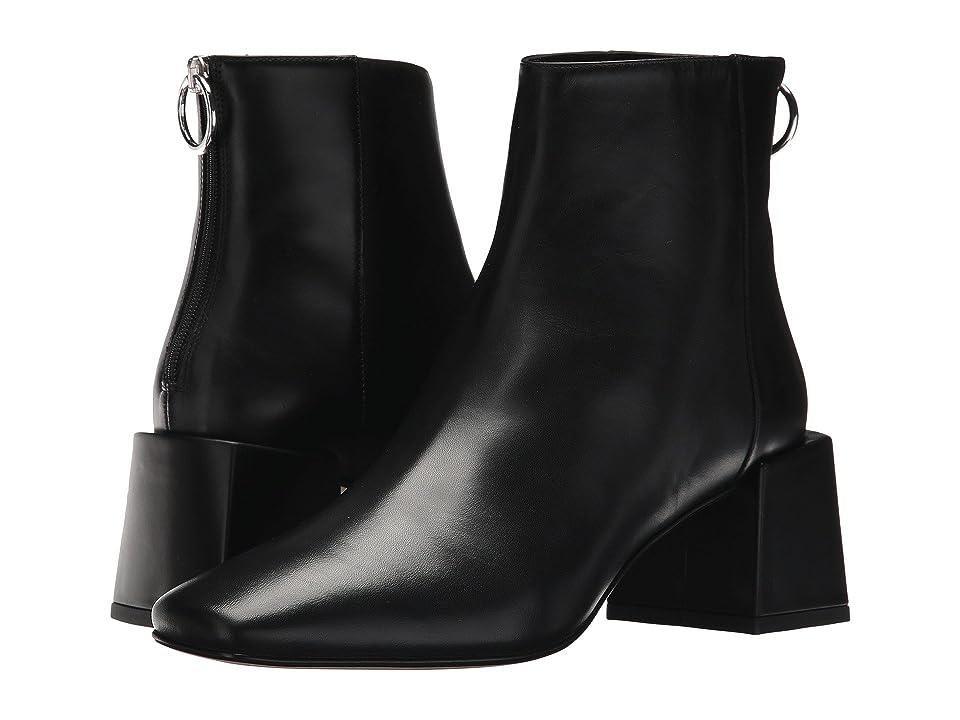 Via Spiga Lara (Black Leather) Women