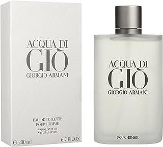 Giorgio Armani Acqua Di Gio Pour Homme Cologne Eau De Toilette Spray, 6.7 Fl Oz