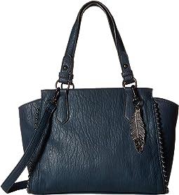 Jessica simpson sienna crossbody satchel paprika d0e917ac56618