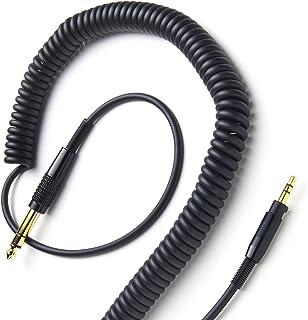 Cable extendido V-Moda CoilPro - Negro