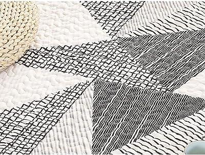 Fabelia Ameiny Piel sint/ética 75 cm x 125 cm Tierform acr/ílico Cebra Alfombra dise/ño de Animales Salvajes