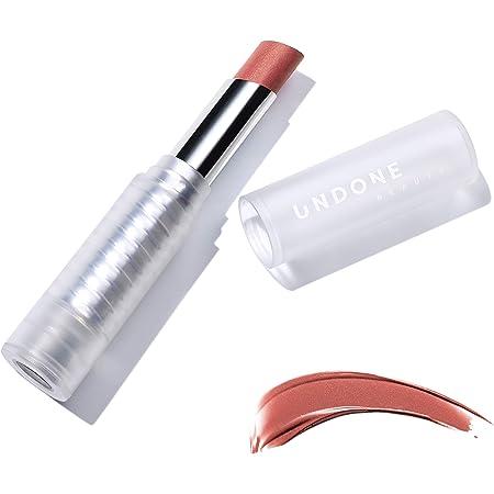 Light Reflecting, Lip Amplifying Lipstick. Sheer, Buildable, Hydrating Color - UNDONE BEAUTY Light On Lip. Aloe, Coconut & Volume Enhancing Pigment. Paraben, Vegan & Cruelty Free. GOSH GARNET