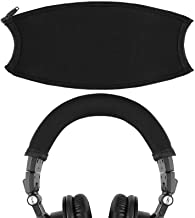 Geekria Headband Cover Compatible with ATH M50x, M50xBT, M50xPB, M50xWH, M50xBB Headphones/Headphone Headband Protector Re...