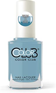 Color Club Color Changing Nail Polish-Diva Fan from The New Heat Index Collection