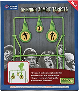 Spinning Zombie Targets