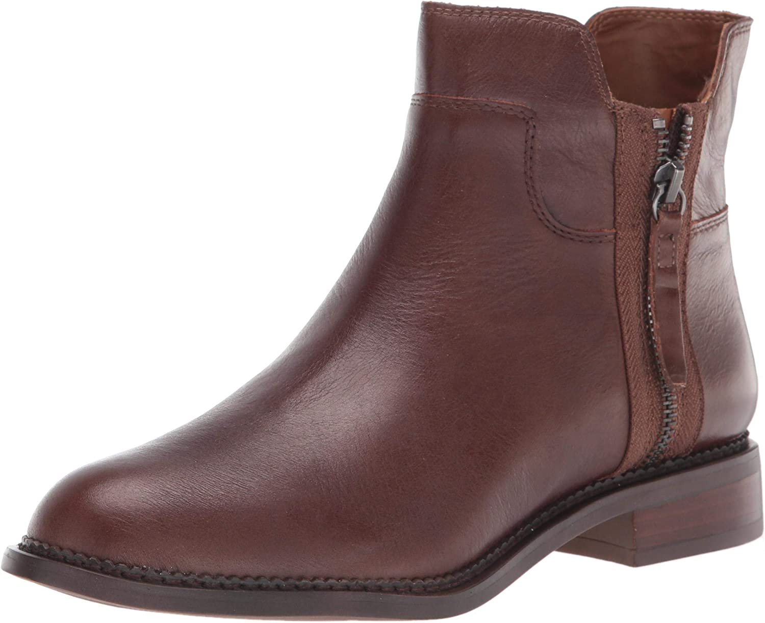 Franco Sarto Over item handling ☆ Women's Halford Quantity limited Ankle Booties Boot